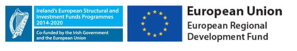 Enterprise Ireland and Irish government logos